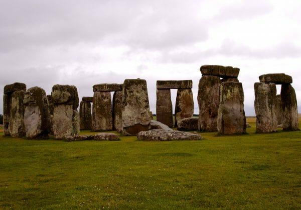 Reiseblog England: Ausflug nach Stonehenge