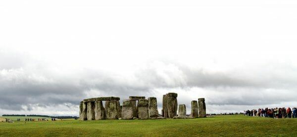 Stonehenge Panorama. Foto DC Loew