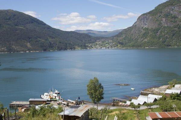 Urnes Norwegen
