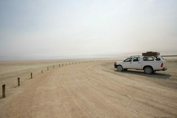 Namibias Nationalparks im Nordosten