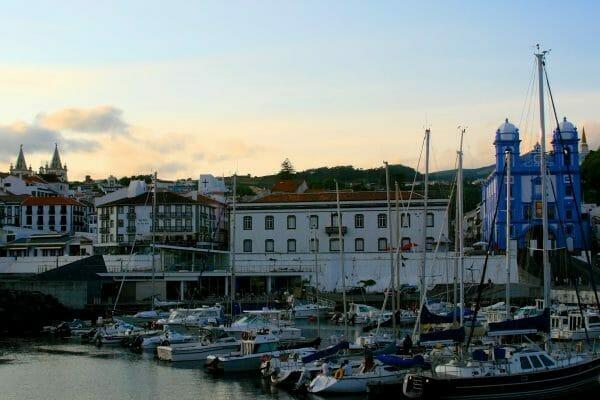 Angra, Terceira, Azoren