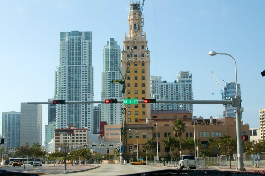 Miami Downtown - planetenreiter.de