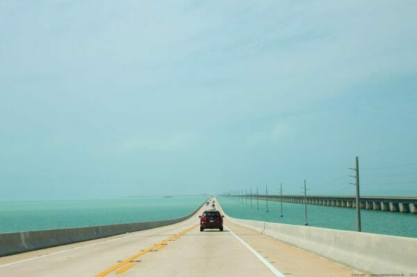 Florida Interstate 1 Miami nach Key West