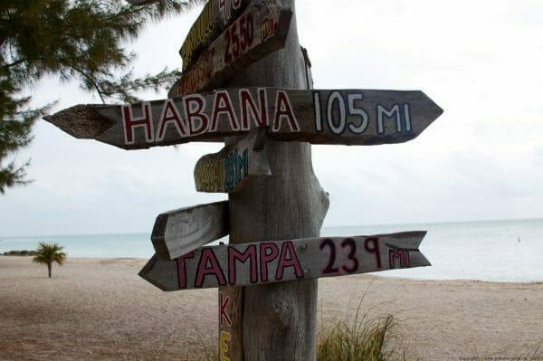 Florida: Hier gehts nach Kuba!