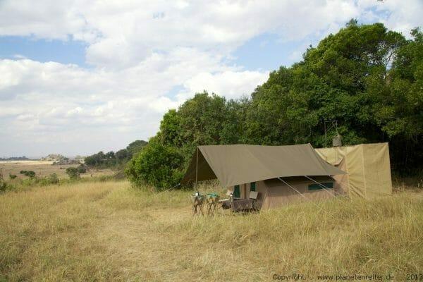 Safari Reiseblog Tansania