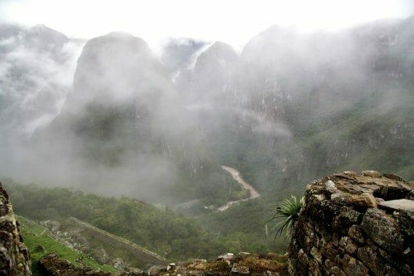 Die Anden bei Machu Picchu planetenreiter.de Reiseblog: Reisetipps Machu Picchu