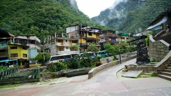 Peru Aguas Calientes planetenreiter.de Reiseblog