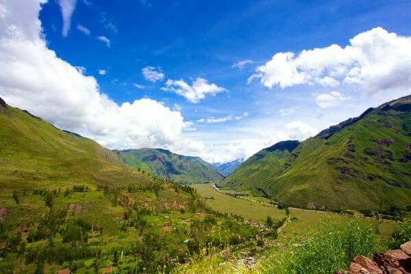 Valle sagrado Peru
