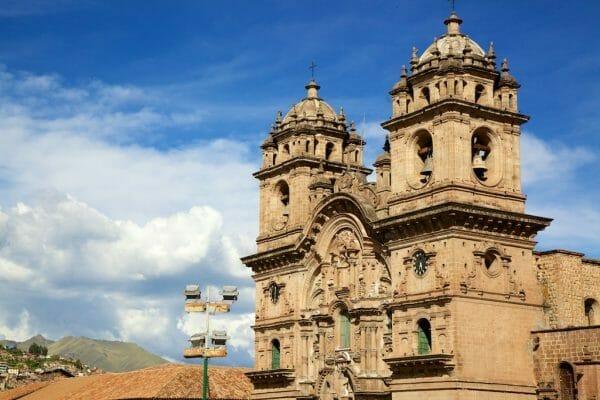 Plaza de Armas in Cusco, Peru Reiseblog