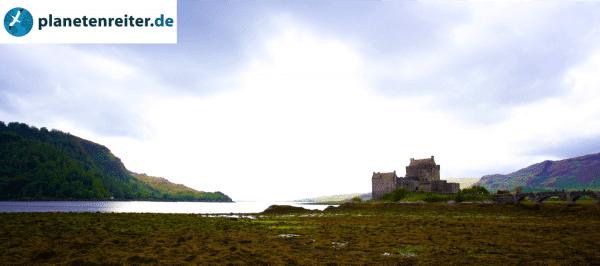 Eilean Donan Castle, Schottland im Reiseblog planetenreiter.de