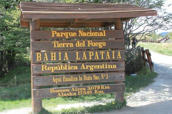 Ushuaia NP