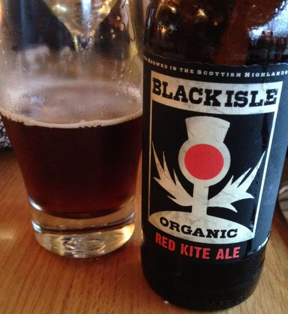 Schottland Bier Black Isle