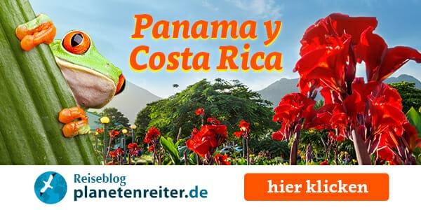 Reiseblog planetenreiter.de Banner Panama