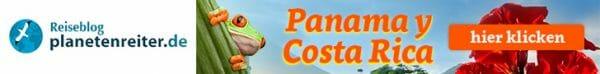Reiseblog planetenreiter.de Panama Banner