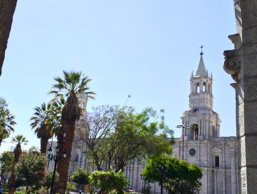 Peru Reiseblog: In Arequipa