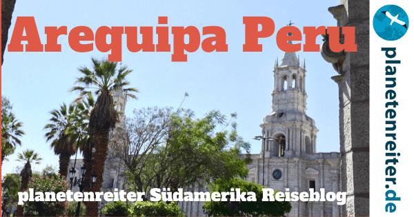 Peru UNESCO Welterbe