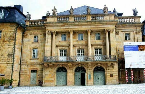 Roadtrip Franken: Markgräflichliches Opernhaus in Bayreuth