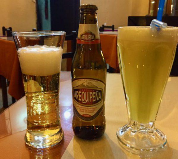 Peru Essen Trinken Streetfood