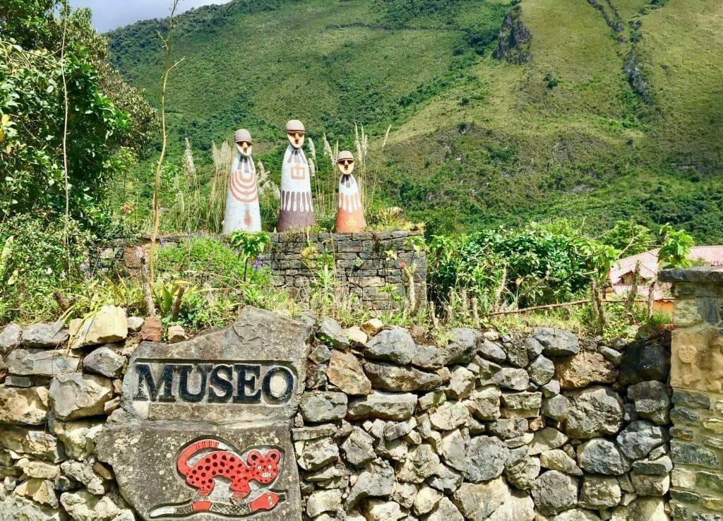 Museo Leymebamba, Peru