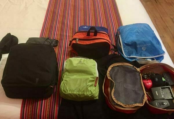 Peru Reiseblog Packliste