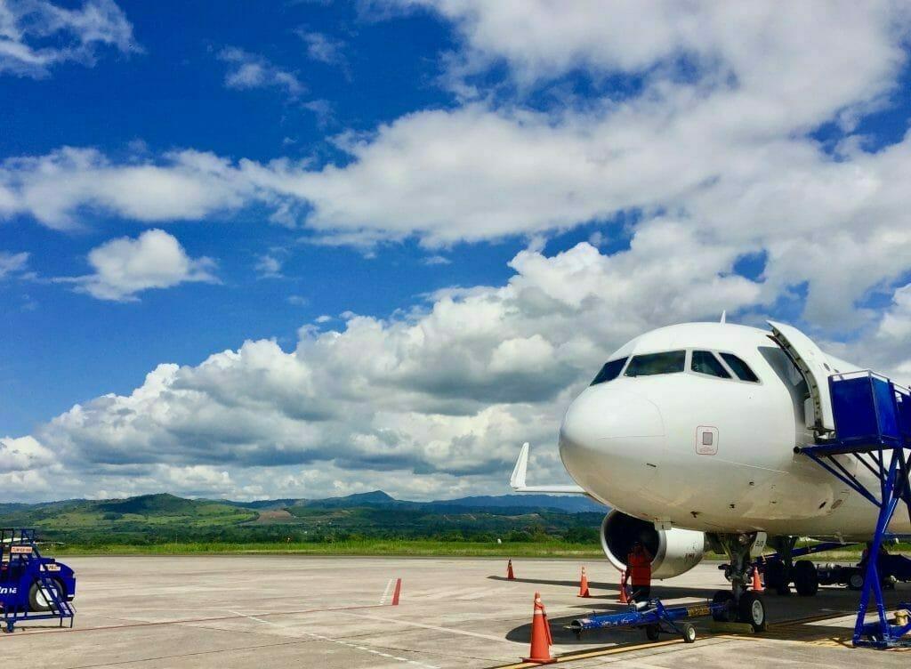 Airport Tarapoto, Peru