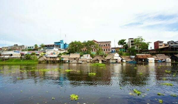 Iquitos Malecon
