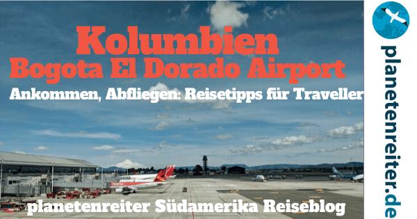 Alles über Bogota Airport
