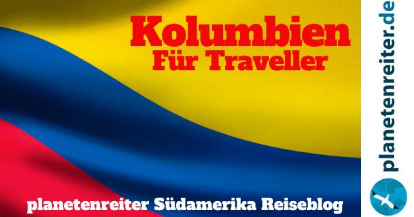 Kolumbien im Südamerika Reiseblog