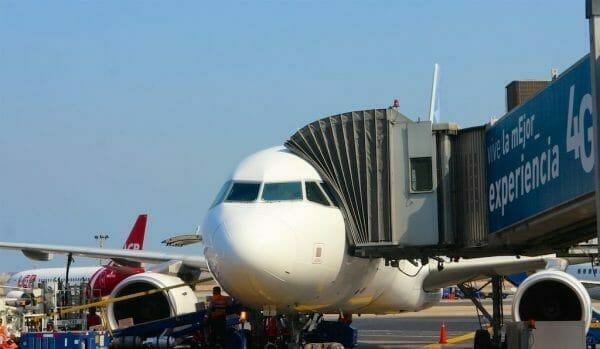 Flughafen Lima: Airbus A 320