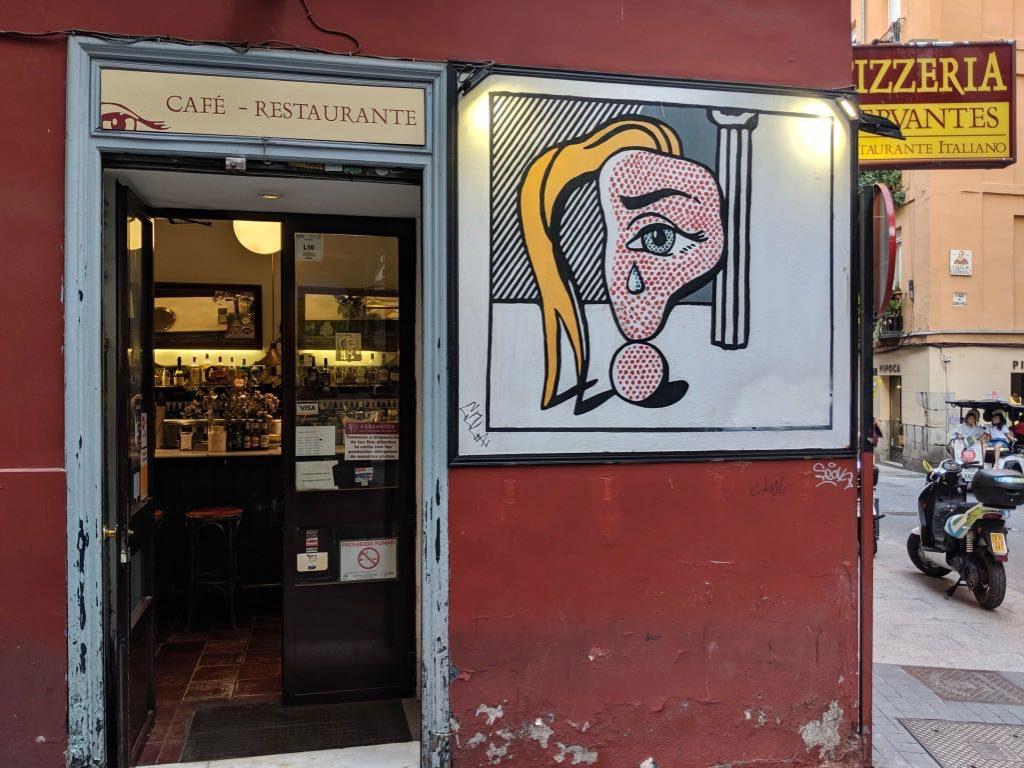 Madrid Reiseblogger