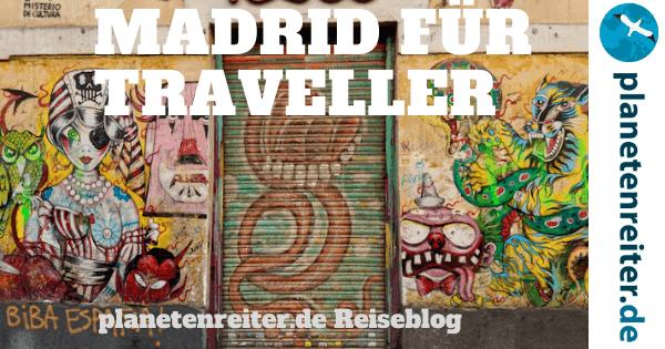 Madrid Reiseblog