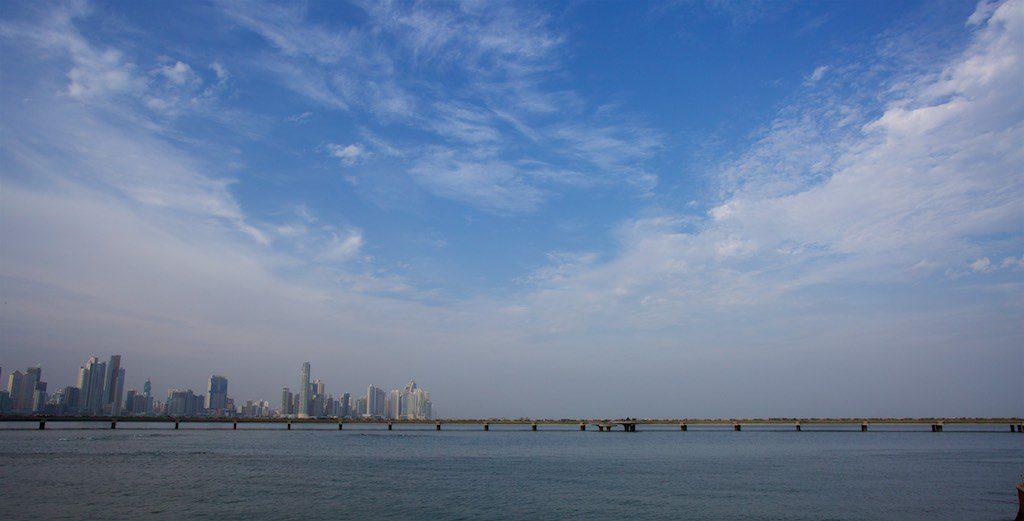 Panama Reiseblog: Panorama von Panama Stadt