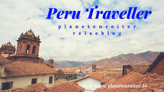 Reiseblog Peru: Tickets für Machu Picchu