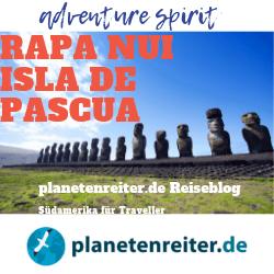 Südamerika Reiseblog Osterinsel