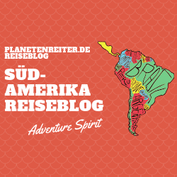 Südamerika Reiseblog