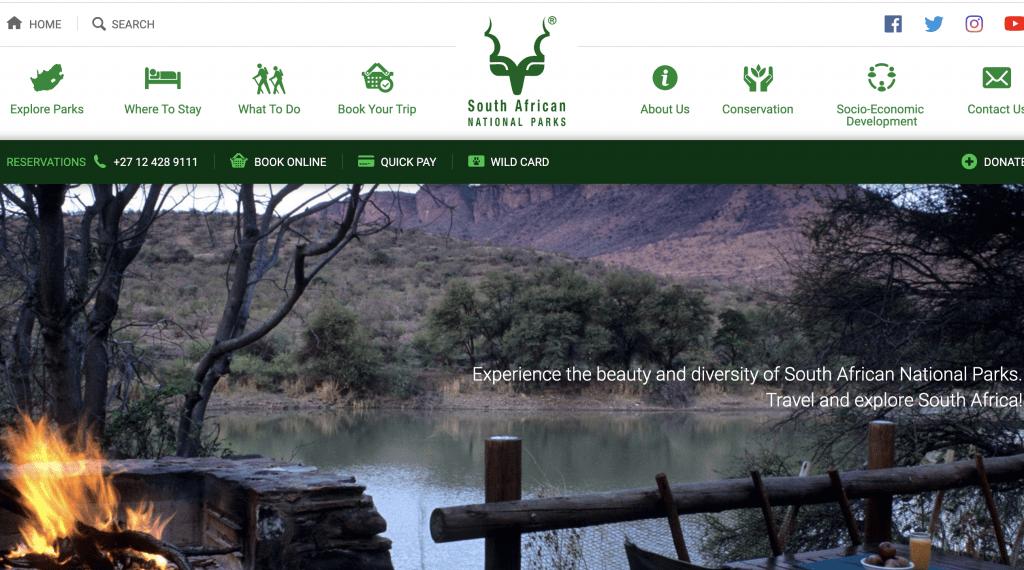 Safari Reiseblog Südafrika