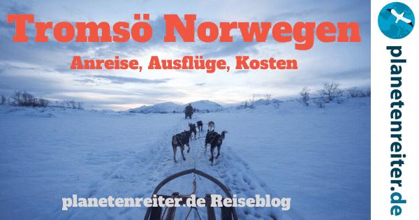 Tromsö Norwegen Reiseblog