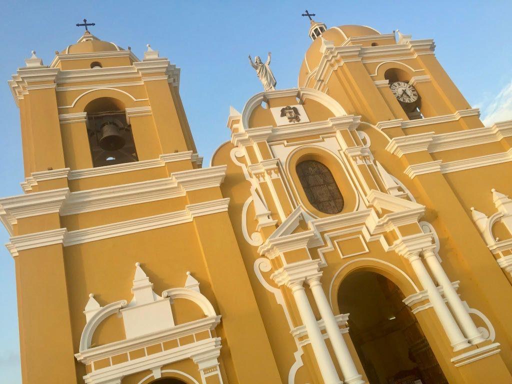Peru Reiseblog: In Trujillo