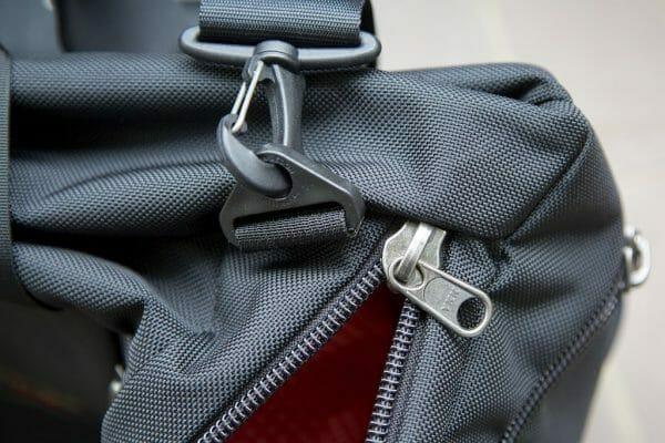 Die beste Reisetasche der Welt aeronaut 45 von Tom Biehn