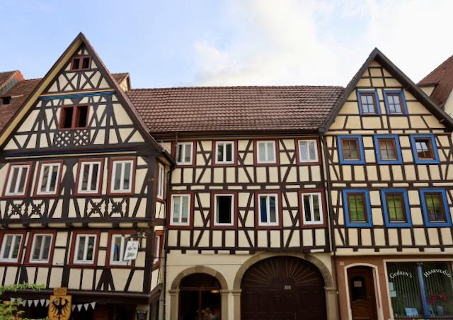 Altstadt und Kaiserpfalz Bad Wimpfen, Hauptstraße