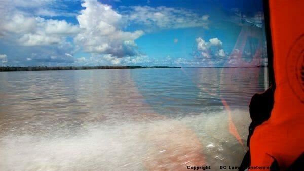 Amazonas Trifrontera