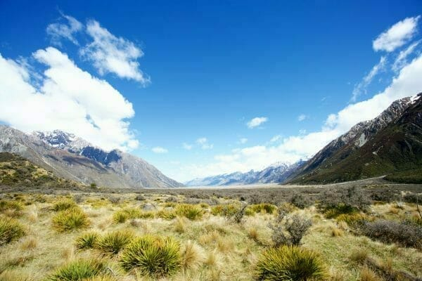 Neuseeland, Mount Cook NP