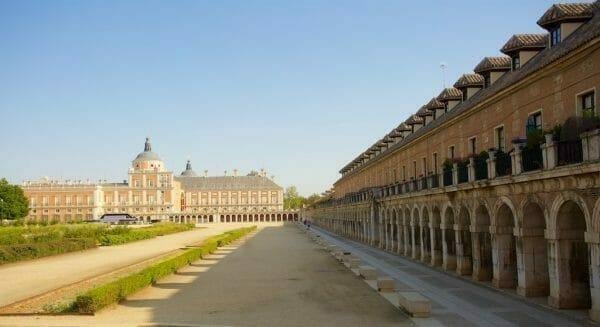 Roadtrip Spanien: Königlicher Palast zu Aranjuez