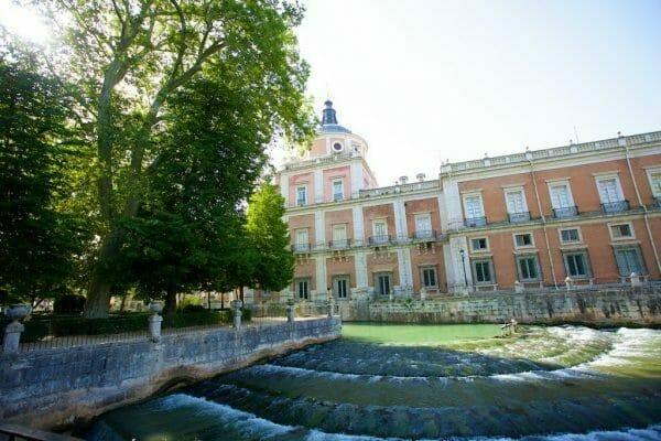 Roadtrip Kastilien: Königlicher Palast zu Aranjuez