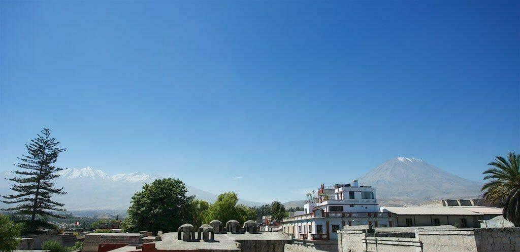 Arequipa Peru für Traveller