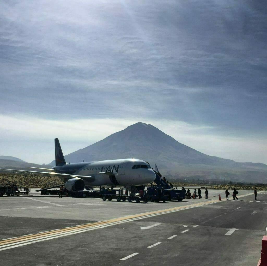 Peru Reiseblog Arequipa