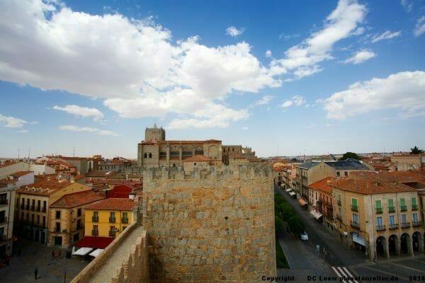 Roadtrip Spanien Avila