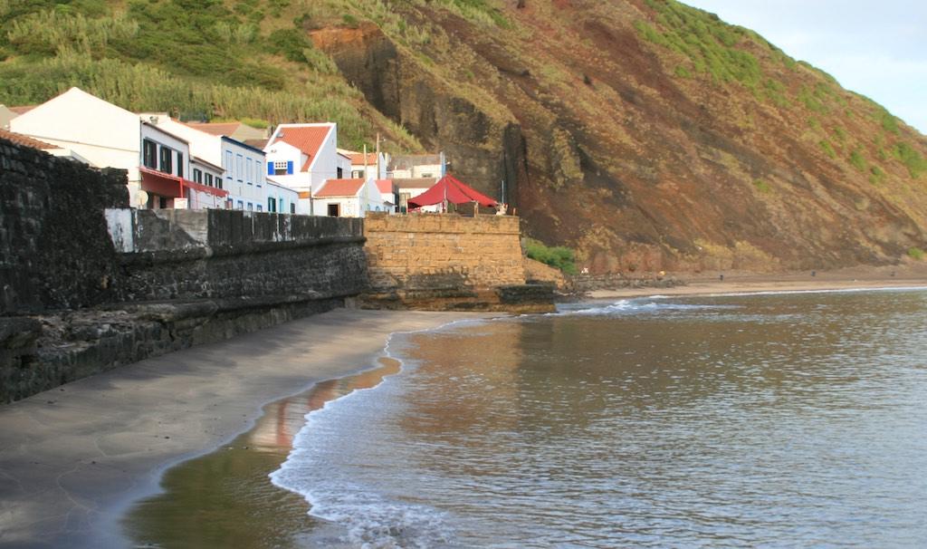 Azoren Reisetipps: Bucht von Faial
