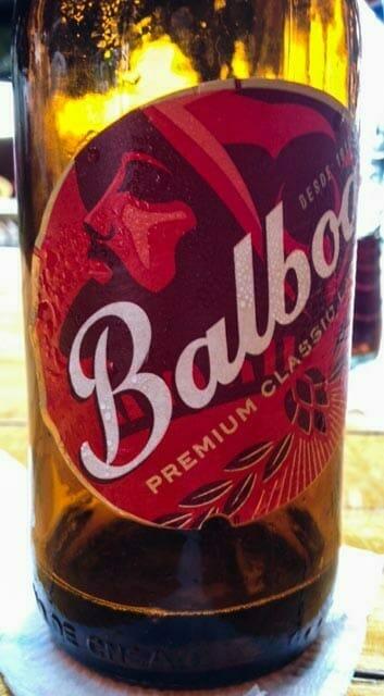 Panama Bier: Balboa