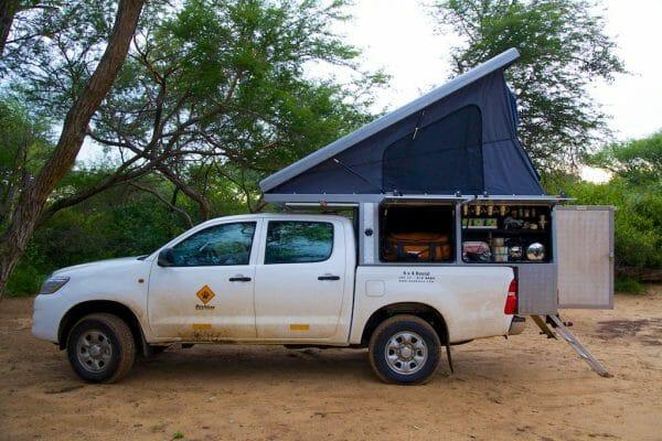 Botswana Safari Reiseblog